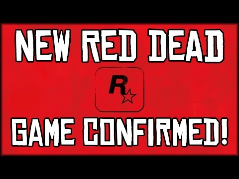 Red Dead Redemption 2 CONFIRMED! | Rockstar Games Teases NEW Red Dead Game on Twitter