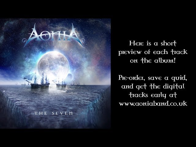 Aonia - The Seven Preview