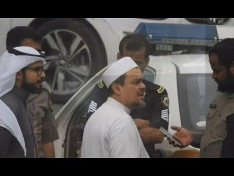 Kemenlu Dampingi Rizieq Shihab saat Diperiksa Polisi Arab Saudi Mp3