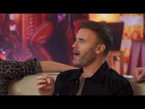 Take That Interview - Facebook Live (Wonderland)