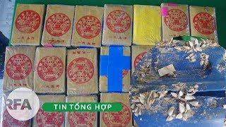 Tin tổng hợp RFA | Ma túy dạt vào bờ biển miền Trung Việt Nam