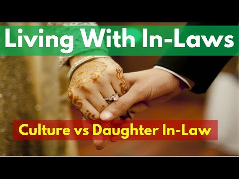 Living With In-Laws After Marriage | Culture Vs Daughter In-Law | Mufti Menk