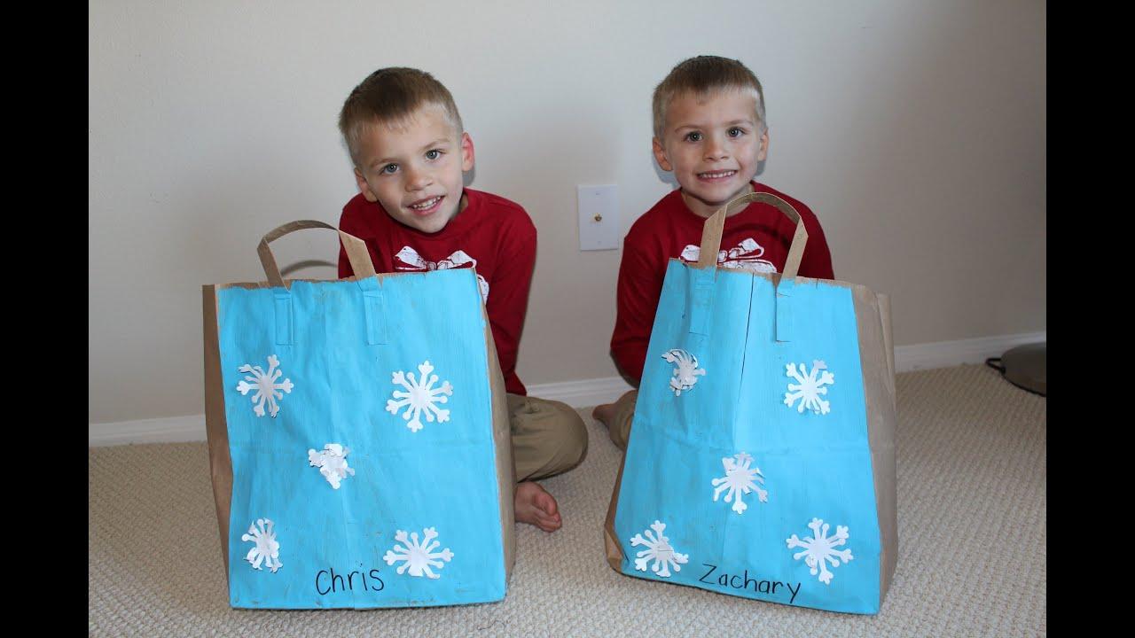 Twins Christmas Haul