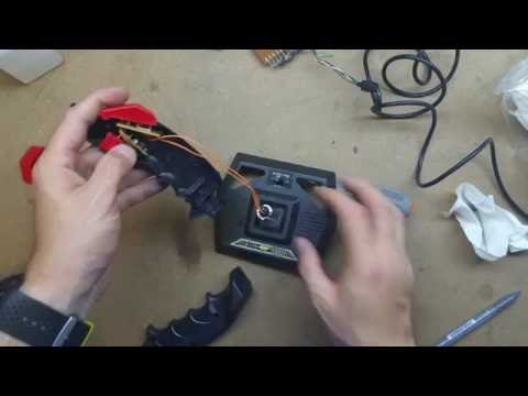 Retro joystick refurbishment / cleaning