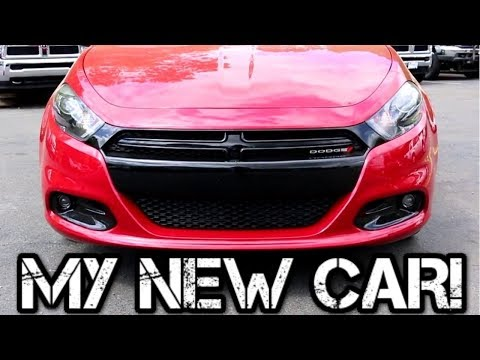 Dodge Dart Limited Review, Walkaround, Exhaust, & Driving!