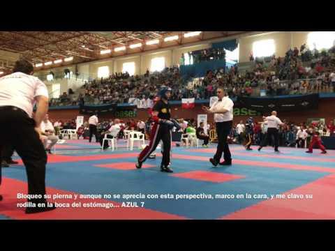 Final Campeonato de España Tatami Sport - Pointfight -65Kg Cantabria vs Murcia