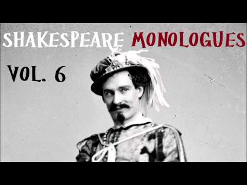 Best Shakespeare Monologues Volume 6 - FULL Audio Book for Actors & Theater Students