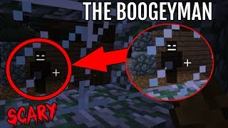 Playing on The BOOGEYMAN SEED in Minecraft (SCARY)