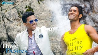 Three Desires   S01E03   An Accidental Meeting   Gay Themed Hindi Web Series By Blued