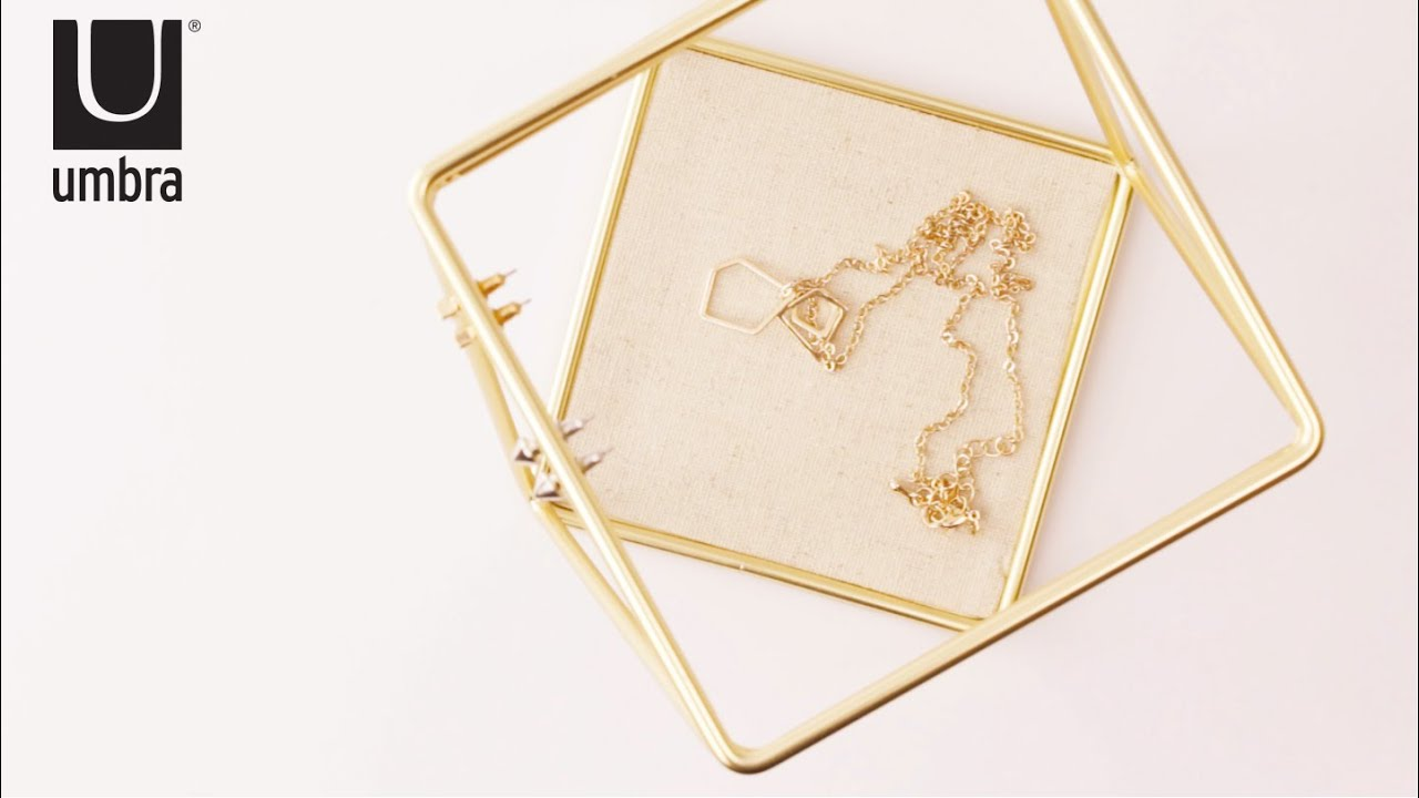 Umbra prisma accessory organizer for Terrace jewelry organizer by umbra