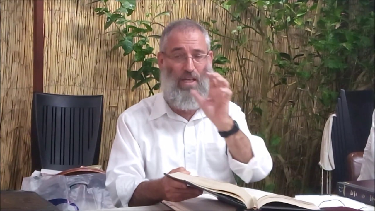 הרב משה אורן   הדן את הרשע לכף זכות הוא בעצמו נקרא רשע   HD