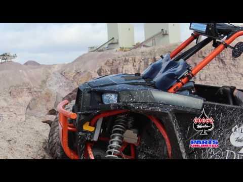 Next Level UTV Windshields - Klock Werks Flare™ for Polaris RZR