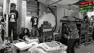 "Notting Hill Carnival 2013 - Aba Shanti-I ▶ Prince David ""Watch Dem"" [Moa Anbessa] ㉗"