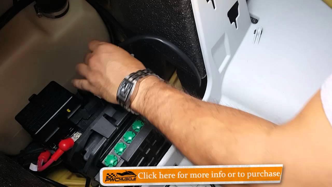 Sea-Doo Spark RIVA Tuning ECU Flash Credit 2014-19