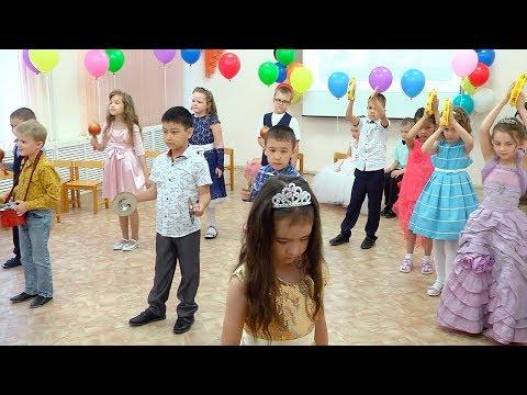 """""""Часики"""" (Фиксики) в исполнении ребят дошкольников"""