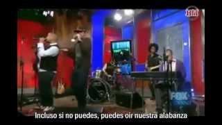 TobyMac Live - Boomin (subtitulado español)