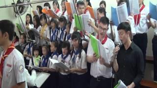 Ca Hiệp Lễ : Chúa Trong Lòng Con - CĐ.Thiếu Nhi GX Phú Hòa