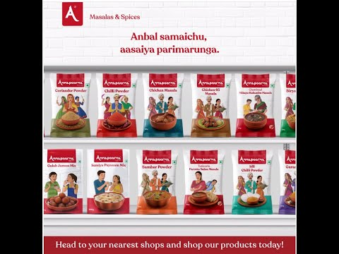 Shop Annapoorna Masalas & Spices in Stores Near You!