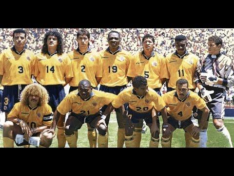 FRIENDLY  1994: Colômbia  VS   Milan