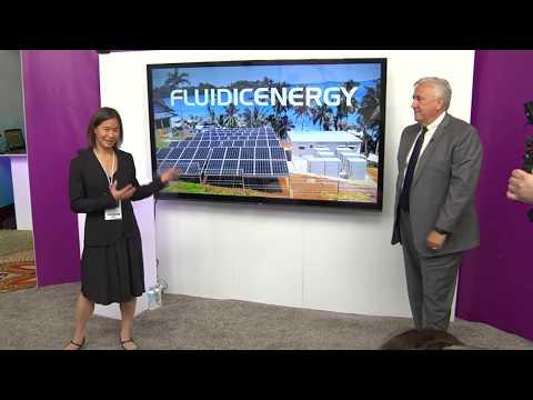 Steve Scharnhorst, Fluidic Energy, Pioneer - Agora