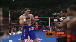 Wladimir Klitschko - Chris Byrd 2000.  Владимир Кличко - Крис Берд. 2000 год.