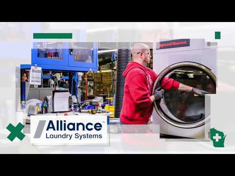 25th Annual Wisconsin Corporate Safety Awards: Alliance Laundry Systems