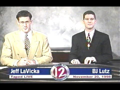 Titan TV News -- UW Oshkosh -- November 20, 1998