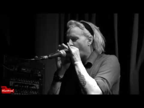 JJ Appleton & Jason Ricci • Don't Badger The Witness • Terra Blues NYC 4/18/18