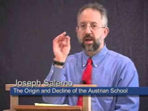 The Origin and Decline of the Austrian School: Menger, Böhm-Bawerk, and Wieser | Joseph T. Salerno