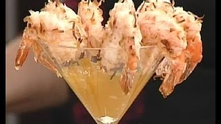 Playing With Food .episode #1.coconut Shrimp & Pineapple Sauce