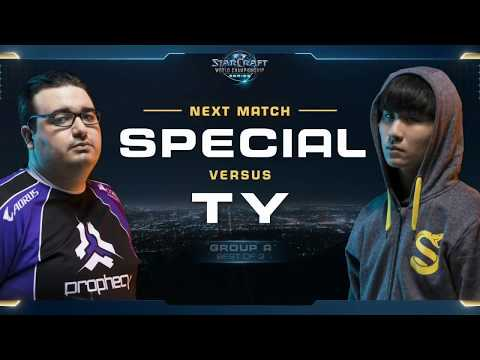 SpeCial vs TY TvT - Group A Winners - WCS Global Finals 2017 - StarCraft II