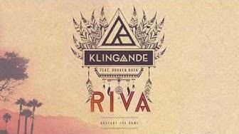 Klingande feat. Broken Back - RIVA (Restart The Game) [Cover Art]