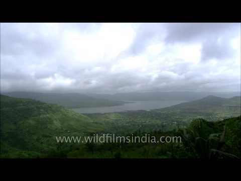 Magical monsoon over Krishna river valley