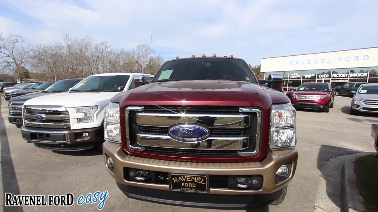 2012 ford f 350 king ranch full in depth review with condition report [ 1280 x 720 Pixel ]