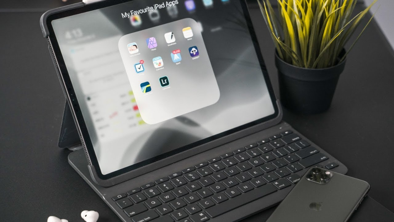 My Favourite iPad Pro Apps 2019!