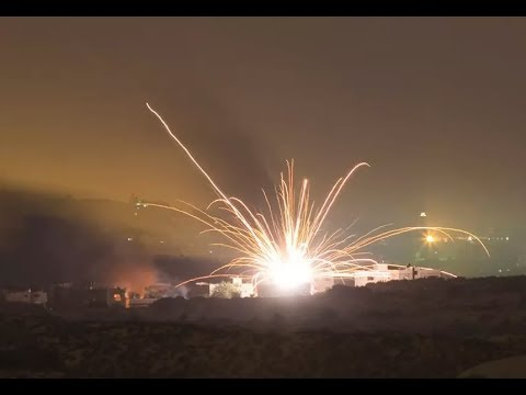 IDF responds to Gaza Rockets with attack-Peace Plan push & More Military News