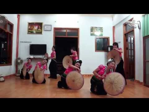 Video Clip - 03 Múa xoè Dân tộc Thái _ Sơn La.
