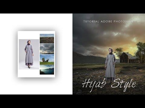 Tutorial Adobe Photoshop - HIJAB STYLE thumbnail
