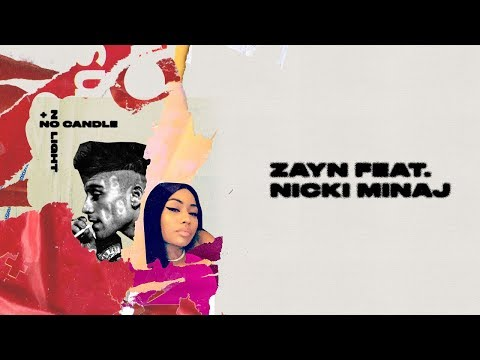 ZAYN - No Candle No Light (Lyric Video) feat. Nicki Minaj video screenshot