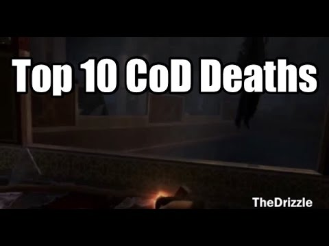 Thumbnail: Top 10 Saddest Deaths In Call Of Duty