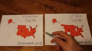Multi State Florida CCW Utah CCW Comparison