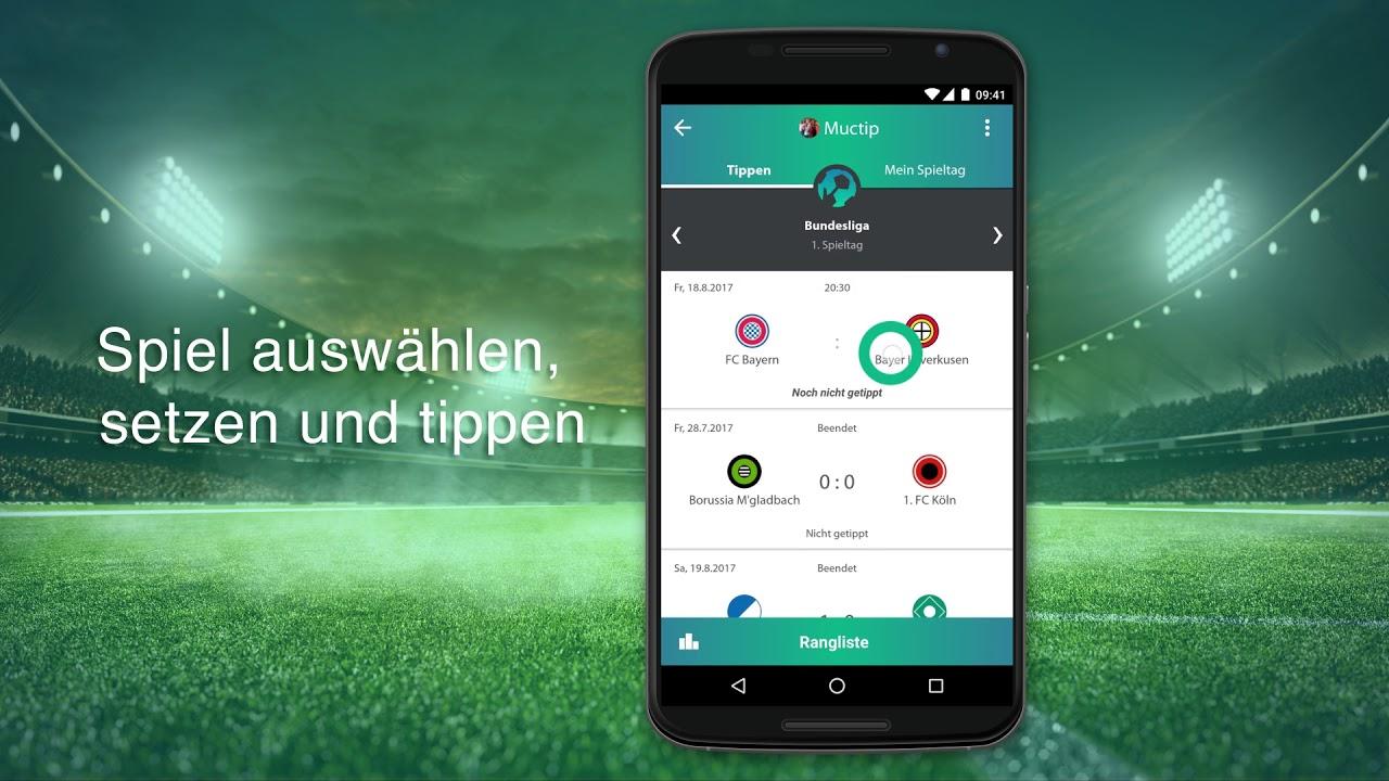 Tippspiel App