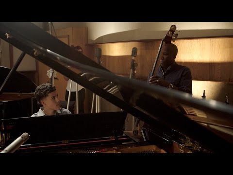 Over The Rainbow - Nathan East & Noah East 'Reverence' Studio Sessions
