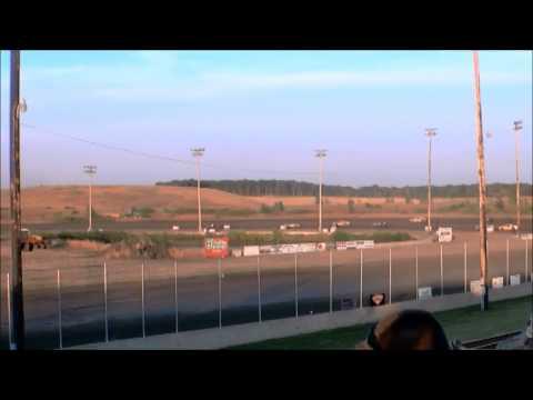 nielsen racing Mineral City Speedway 7-21-13