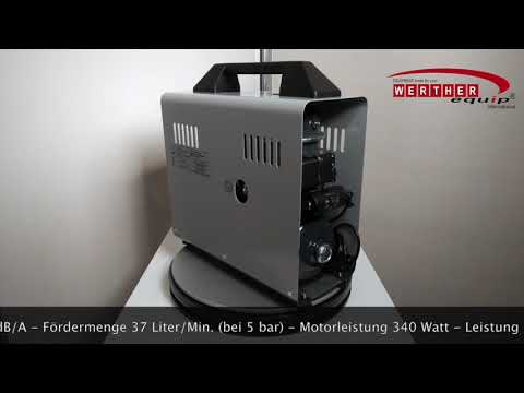 Sil-Air 50D Flüsterkompressor (silent compressor)