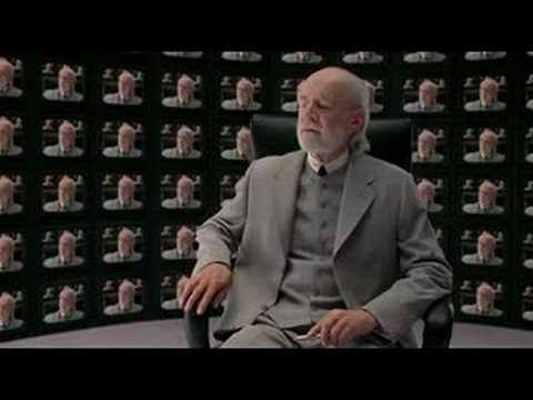 george carlin matrix architect parody youtube
