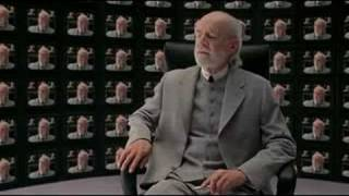 George Carlin - (Matrix) Architect Parody.