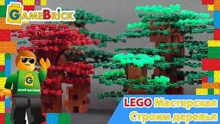 LEGO Мастерская: Строим деревья + бонус фотокомикс :)