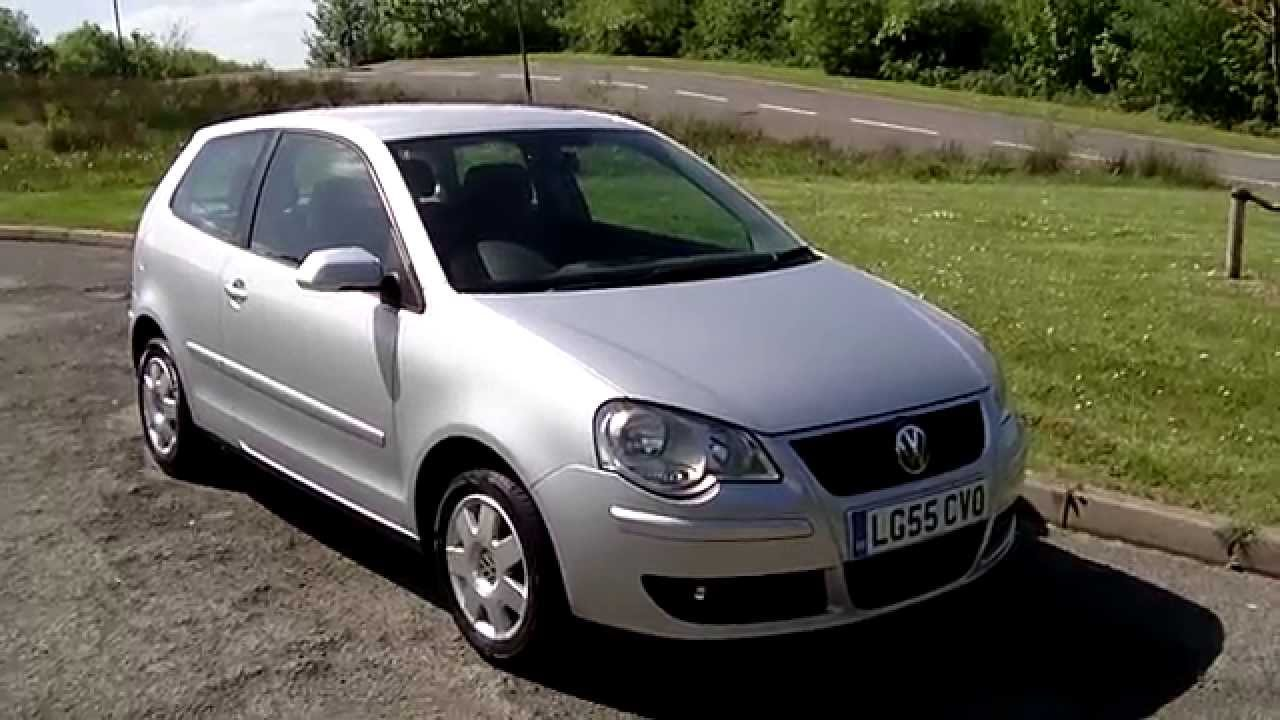 2005 vw polo 1 4 s auto 37k fsh youtube. Black Bedroom Furniture Sets. Home Design Ideas