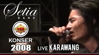 Video SETIA BAND SEMARAKAN KOTA KARAWANG' LIVE 2016 (Live Konser) download MP3, 3GP, MP4, WEBM, AVI, FLV Desember 2017